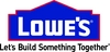 Logo for Lowe's Cos.