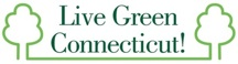 Logo for Live Green Connecticut!