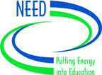 Logo for National Energy Education Development Project (NEED)