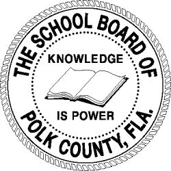 Logo for Polk County Schools