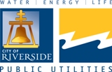 Logo for Riverside Public Utilities