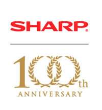 Logo for Sharp Electronics Corporation