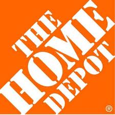 Logo for The Home Depot