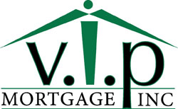 Logo for V.I.P. Mortgage, Inc.