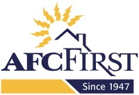 Logo for AFC First Financial Corporation