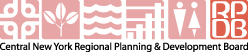 Logo for Central New York Regional Planning and Development Board