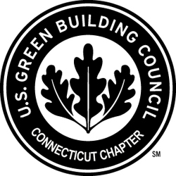 Logo for Connecticut Green Building Council (CTGBC)