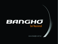 Logo for Bangho S.A.