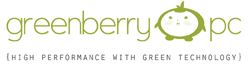 Logo for Greenberry PC