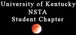 Logo for University of Kentucky NSTA Student Chapter